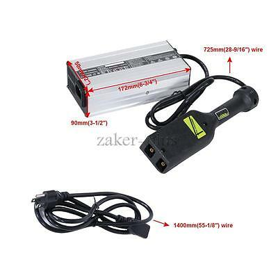 New 36V 5A Golf Car Cart Battery Automatic Charge AC Power Floating Charge Mode