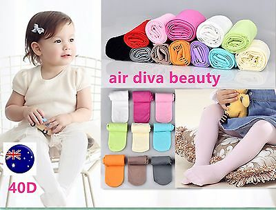 Girls Kids Baby Toddlers Multi-color dress Stockings Tights Pantyhose 0-24months