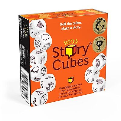Rory's Story Cubes Original | Imaginative Storytelling | Family Dice Game