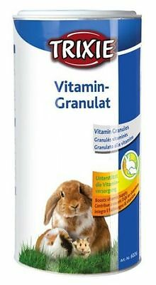 Pet Hamster Guinea Pig Rabbit Supplementary Food Vitamin Granules by Trixie