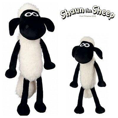 Shaun The Sheep Plush Dog Toy | Soft Play Toy For Dogs | Choice Of Sizes