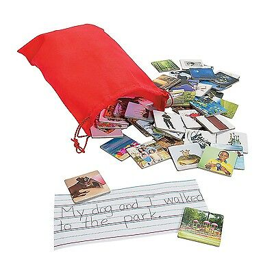 48 Card Story Starter Kit Writing or Storytelling Skills