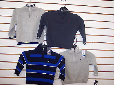 Infant Boys Nautica $39.50 Assorted Pullover Sweaters Size 12 Months - 24 Months