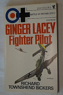 WW2 British Ginger Lacey Fighter Pilot Reference Book