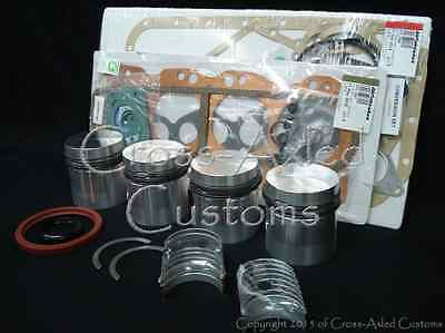 Land Rover Series II IIA III 2.25L 3mb Petrol Engine Motor Overhaul Rebuild Kit