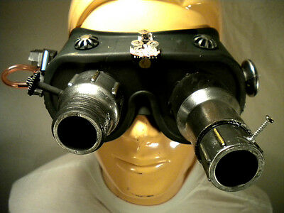 Prop GHOSTBUSTERS ECTO NIGHT VISION GOGGLES WITH LIGHTS