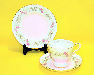 Vintage Tuscan Tresco Fine English Bone China Tea Set Patt D1787 Made in England