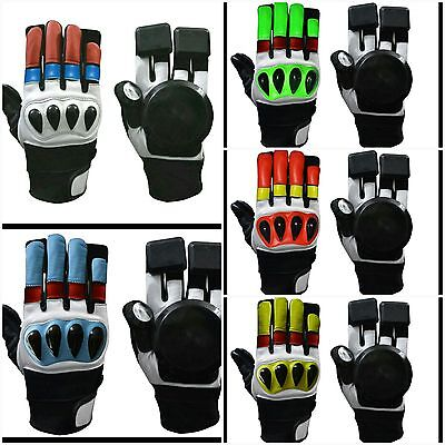 Skateboard Slide Gloves longboard FREE RIDE with high Quality Pucks