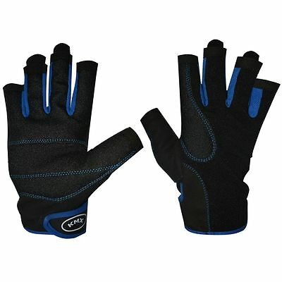 Sailing Short Finger Gloves Reinforce Rope Burn