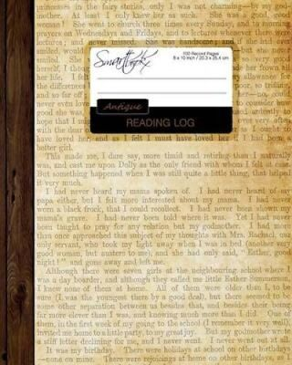 Reading Log Gifts for Book Lovers / Reading Journal [ Softback ... 9781519531797