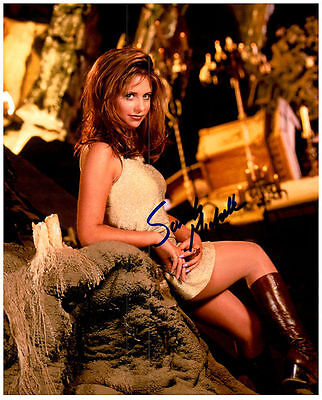 SARAH MICHELLE GELLAR Authentic Signed Autographed 8X10 Photo w/ COA - Photo 5