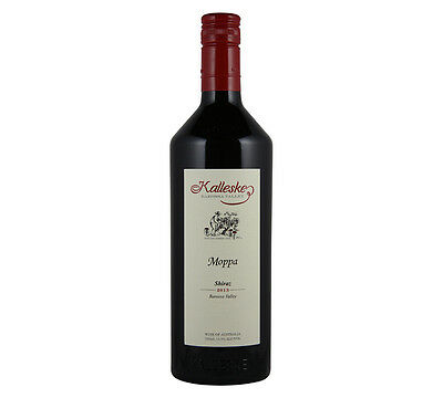 NEW Kalleske Moppa Shiraz 2014 Organic Wine