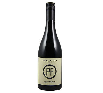 NEW Yangarra Preservative Free 2015 Shiraz Organic Wine