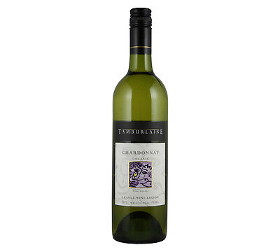 NEW Tamburlaine Wine Lovers 2014 Chardonnay Organic Wine