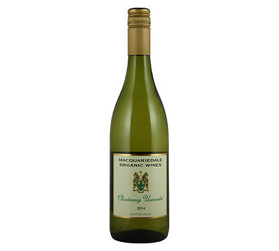 NEW Macquariedale 2014 Chardonnay Unwooded Organic Wine