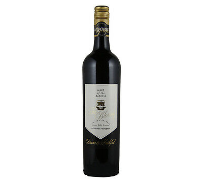 NEW Hart of the Barossa 2011 The Blessing Cabernet Sauvignon