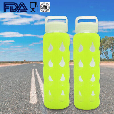 Large Office Stainless Steel Water Bottle Outdoor 2L Double Wall Cycling Cup
