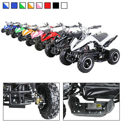 Elektro Quad Miniquad Kinder Atv Racer 800 Watt Pocketquad Kinderquad Pocketbike