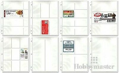 Grocery Coupon Organizer Sheets 100 Pages Pro3 Pocket Coupon Storage Page Binder