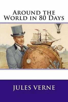 Around the World in 80 Days by Jules Verne 9781514683682 (Paperback, 2015)