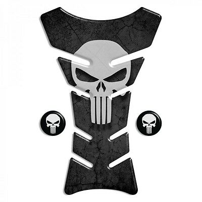 "Protector De Depòsito Tank Pad ""The Punisher Clásico""+2"