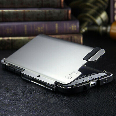 Samsung Galaxy S10 Plus Note 9 Armor Metal Aluminum Hybrid Shockproof Case Cover
