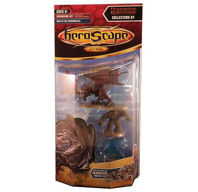 Wizards Of The Coast Heroscape Fury Primordials Expansion Set Toy Action Figure