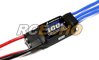 HOBBYWING FLYFUN Brushless Motor 100A Programable ESC Speed Controller SL143