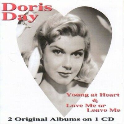 CD - Doris Day - Young At Heart And Love Me Or Leave Me