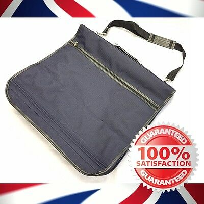 Travel Luggage Wardrobe Suit Dress Cover Carrier Case Suitbag with lock and key