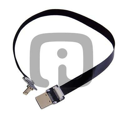 Take  TK-SOFTHDMI1 Cavo HDMI - Micro HDMI Morbido 80cm