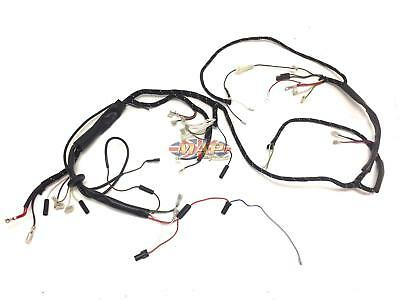 Triumph 1968 T100C TR6C Competition Model Wiring Harness  H132