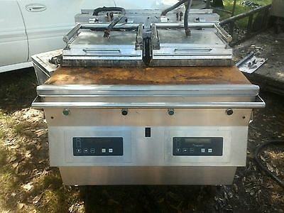 Garland Griddle Electric Flat 2 Top Grill 38""