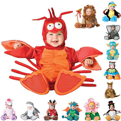 Halloween Costume Infant Baby Dinosaur Anime Cosplay Newborn Toddlers Clothing