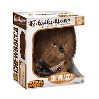 Chewbacca - Fabrikations Soft Sculpture 13 - Peluche Star Wars
