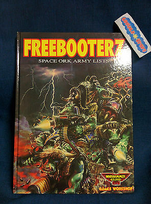Freebooterz: Space Orc Army Lists - Warhammer 40,000 Games Workshop