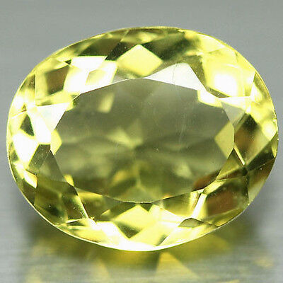Lemonquarz (VVS) 16x12 Oval 8,0Ct!!!