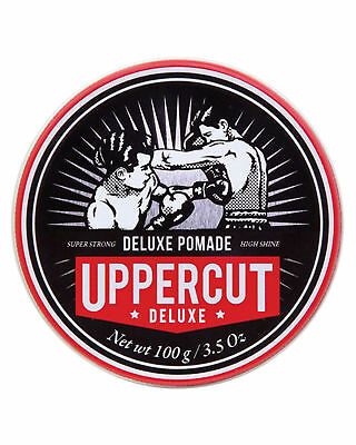 New Uppercut Deluxe Pomade Hair Wax Beauty Wellbeing Health
