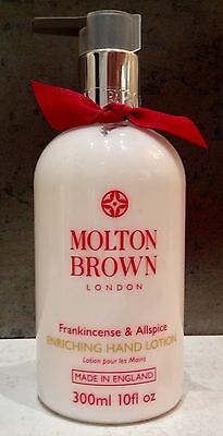 Molton Brown Frankincense & Allspice  Hand Lotion 300ml for Her