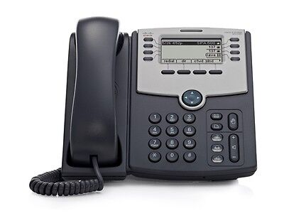 Cisco Spa508g 8 Line Phone W/ Power Supply