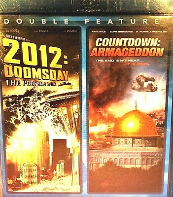 2012 Doomsday Prophecy & Countdown Armageddon HD Blu Ray Action Movies Mayans