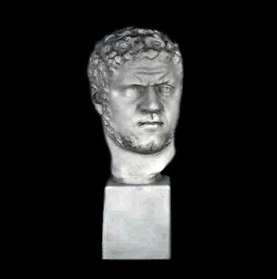 "Roman Emperor Caracalla bust 20"" Museum Sculpture Replica Reproduction"