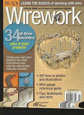 Back Issue Wirework Magazine  Fall 2007