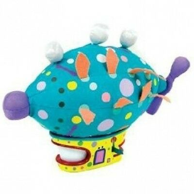 In the Night Garden Soft 'n Cosy World Pinky Ponk. Free Delivery