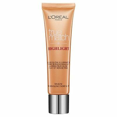 L'Oreal True Match Liquid Illuminator Highlighter Golden Glow