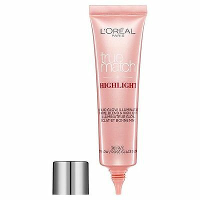 L'Oreal True Match Liquid Illuminator Icy Glow Highlighter