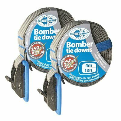 Bomber 4m Tie Down Strap For Surfboards , Sit on Top Kayak Or Canoes on Cars