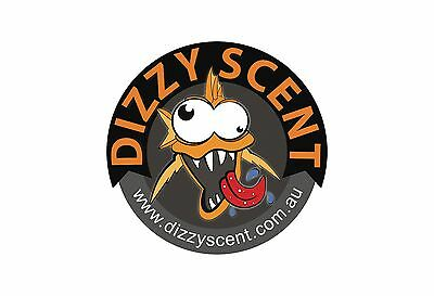 Dizzy Scent UV Cheese - Top Fish Attractant for Lures