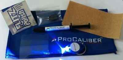 ProCaliber Products 10-11-711 Clear LCA Clear Granite/Marble/Quartz Chip Repair