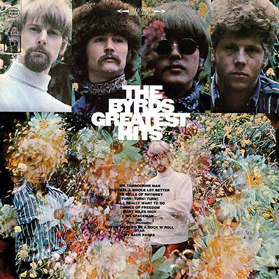 THE BYRDS Greatest Hits 180G Vinyl LP